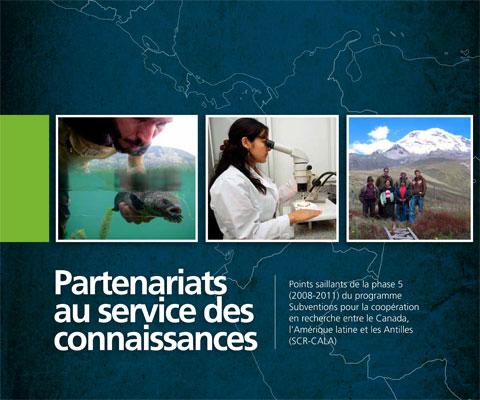 Partenariats au service des connaissances.