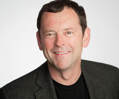Jamie Cassels, president, UVic