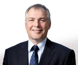 Daniel Coderre, rector, INRS.