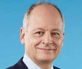 Meric Gertler, recteur, University of Toronto.