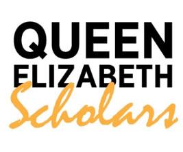 Queen Elizabeth Scholars logo.