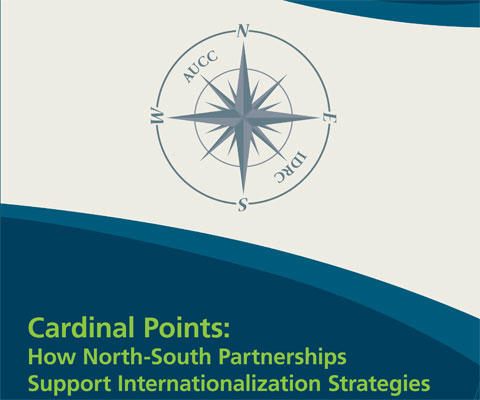 Cardinal points: How North-South partnerships support internationalization strategies.