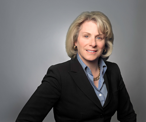 Elizabeth Cannon, president, University of Calgary.