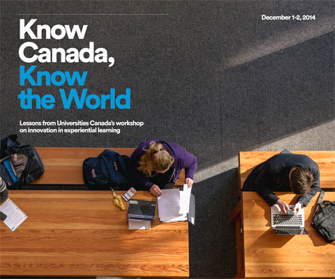 Know Canada, Know the World