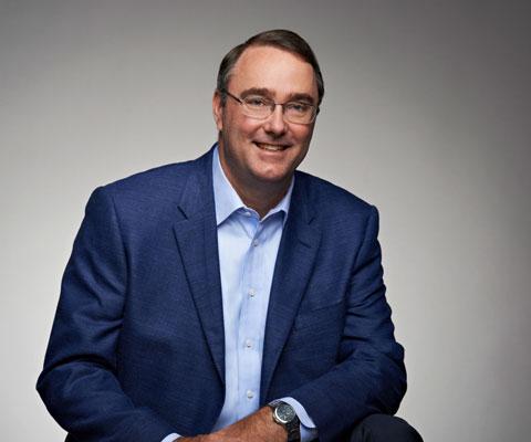 Paul Davidson, président-directeur général, d