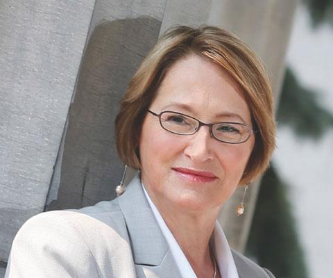 Suzanne Fortier, principale, Université McGill.