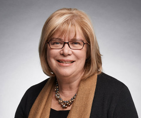 Christine Tausig Ford, vice-president and chief operating officer, Universities Canada