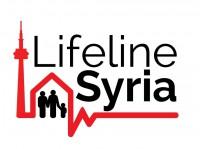 Lifeline Syria logo.