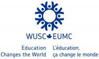Entraide universitaire mondiale du Canada : logo.