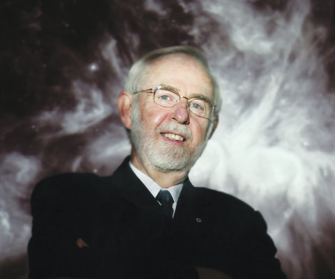 Arthur McDonald, recipient of 2015 Nobel Prize in Physics.