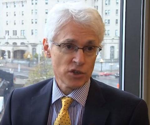 Andrew Petter, president of Simon Fraser University