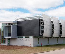 Pavillon Alouette de l'Université du Québec à Chicoutimi au cégep de Sept-Îles.