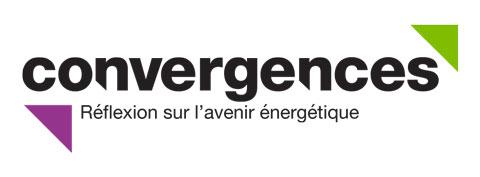 Logo : Convergences - Réflexion sur l'avenir énergétique.