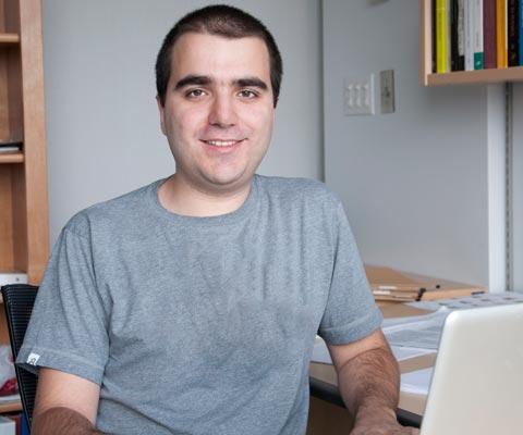 Pedro Vieira, innovator