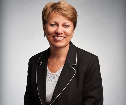 Monique DesLauriers, director of human resources