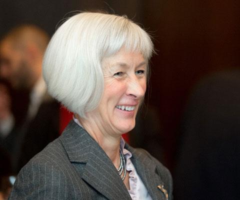 Diana Oblinger, president emeritus of EDUCAUSE.