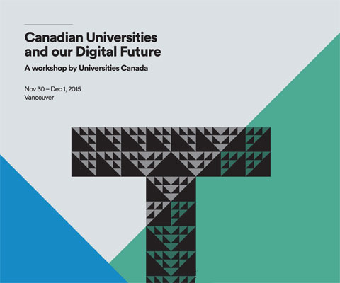Canadian Universities and our Digital Future.