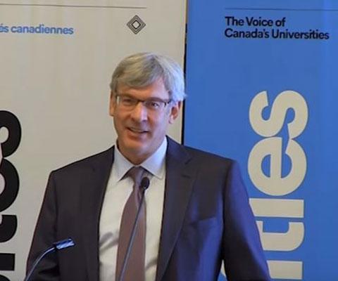 David McKay, président, Banque Royale du Canada.