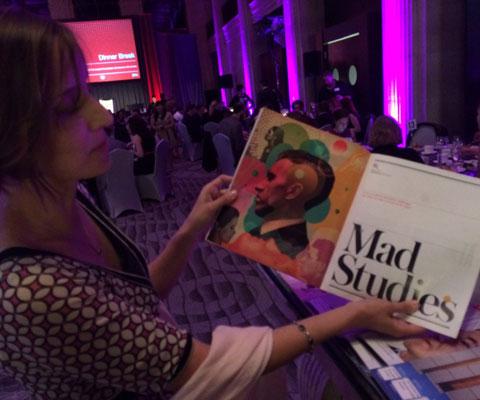 Judith Lacerte, graphiste d
