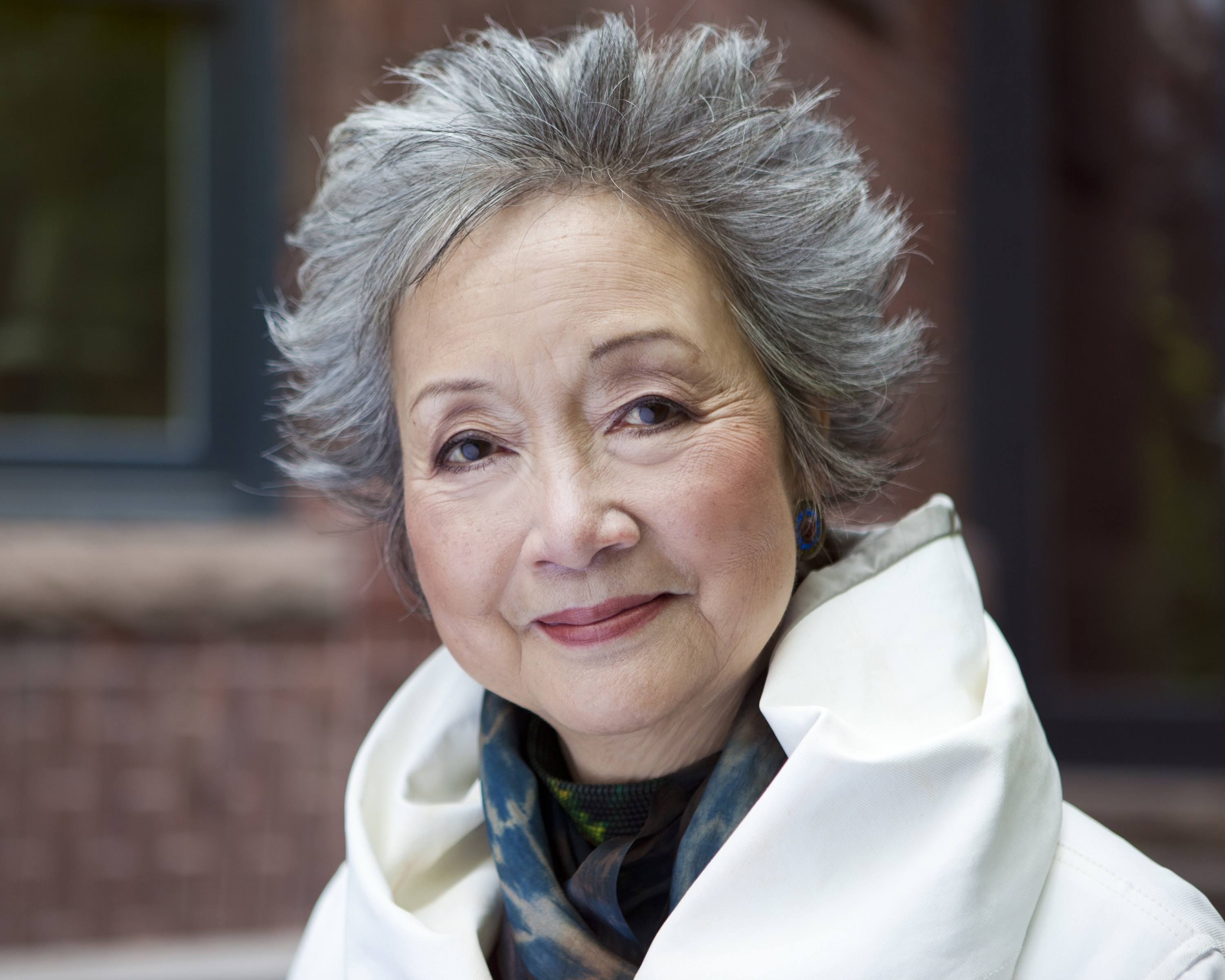 Adrienne Clarkson, former Governor General of Canada