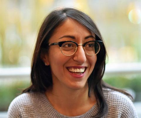 Zahra Ebrahim, Codirectrice de Doblin Canada.