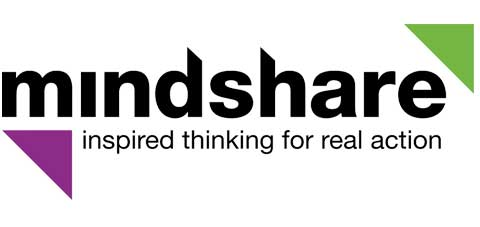 Mindshare: inspired thinking for real action logo.