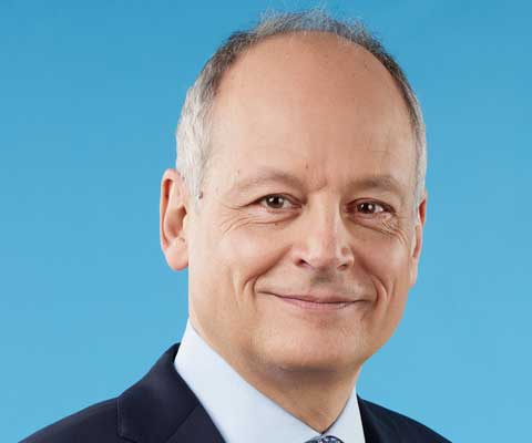 Meric Gertler, recteur, University of Toronto