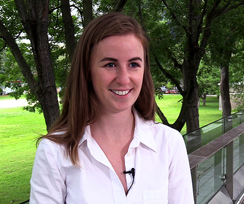 Kristin Horsley, PhD candidate, McGill University