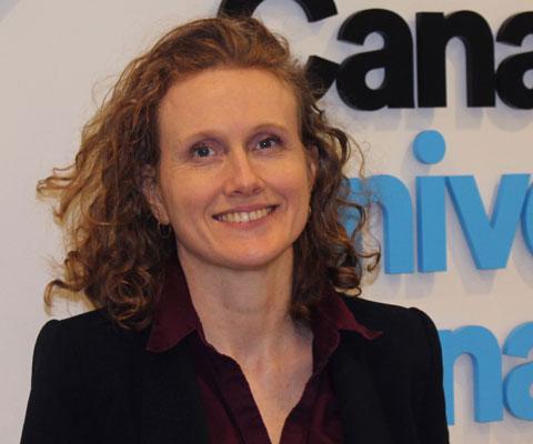 Wendy Therrien, directrice, Recherche et politiques,Universités Canada.