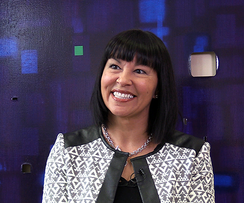 Senator and retired elite athlete Chantal Petitclerc