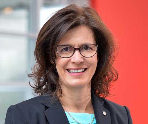 Sophie D'Amours, rector, Université Laval.