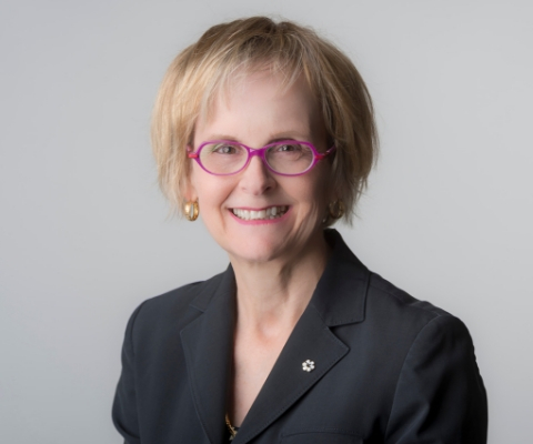 Anne Giardini, Chancellor, Simon Fraser University and winner of the 2018 Influential Women in Business Award