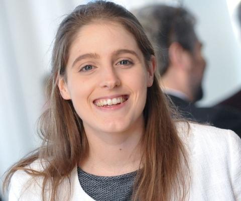 Isabelle Duchaine, directrice, Table ronde du milieu des affaires et de l'enseignement supérieur
