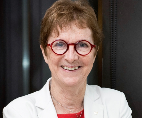 Dr. Janet Rossant, senior scientist and Chief of Research Emeritus, Hospital for Sick Children and professor, University of Toronto