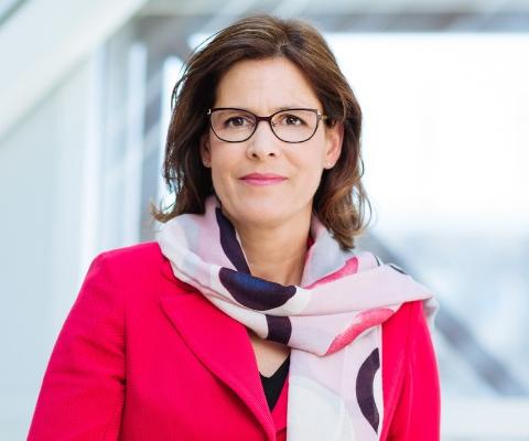 Sophie D'Amours, vice-présidente du conseil d'administration, Universités Canada, et rectrice, Université Laval