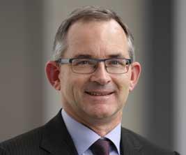 Robert Summerby-Murray, recteur, Saint Mary's University.