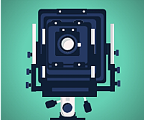 Camera graphic (2D)