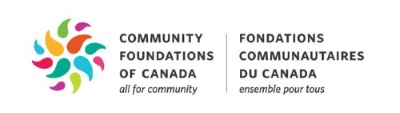 Community Foundations of Canada logo.