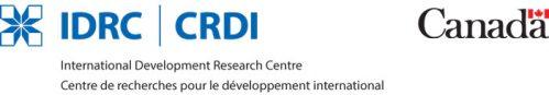 IDRC | CRDI logo.