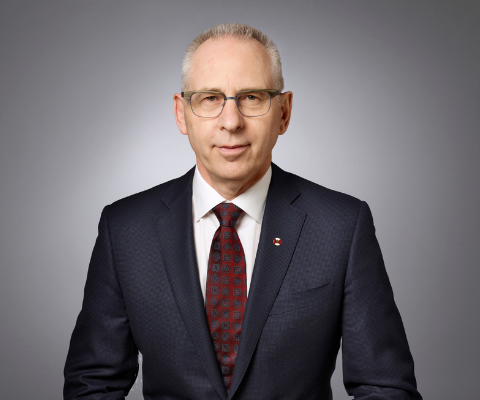 Ed McCauley, president of University of Calgary