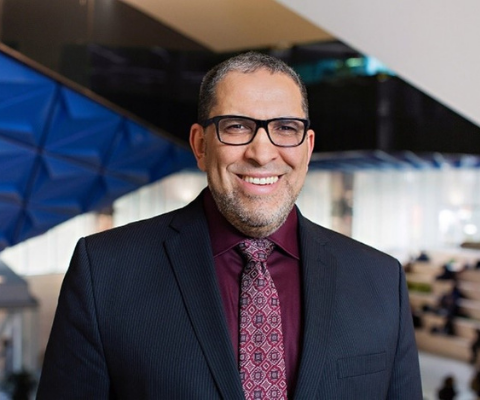 Mohamed Lachemi, recteur, Ryerson University