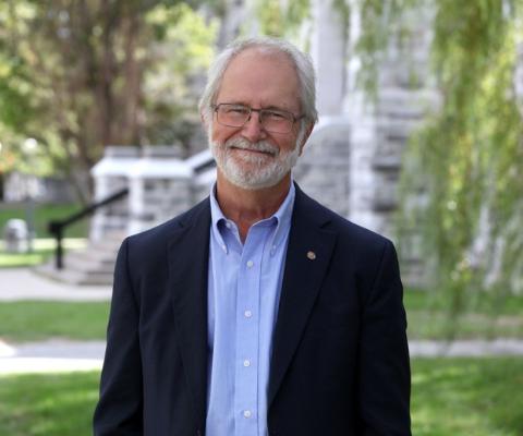 Patrick Deane, president, Queen's University